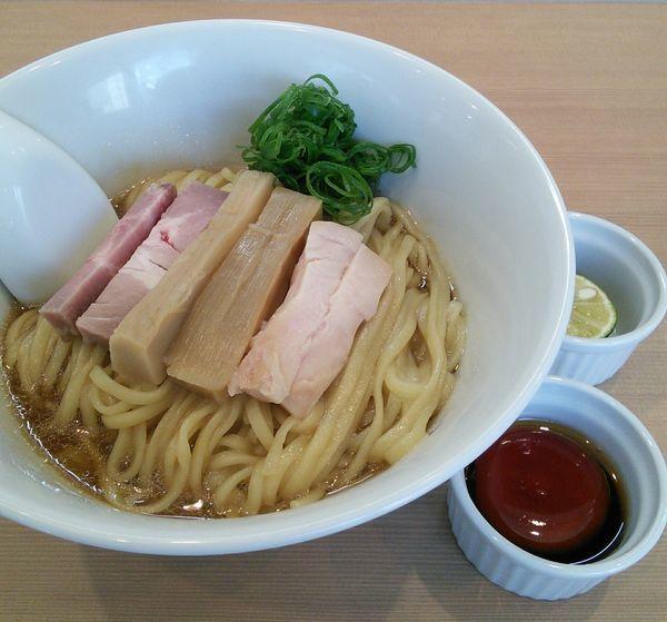 「まぜそば 800円」@らぁ麺 はやし田 横浜店の写真