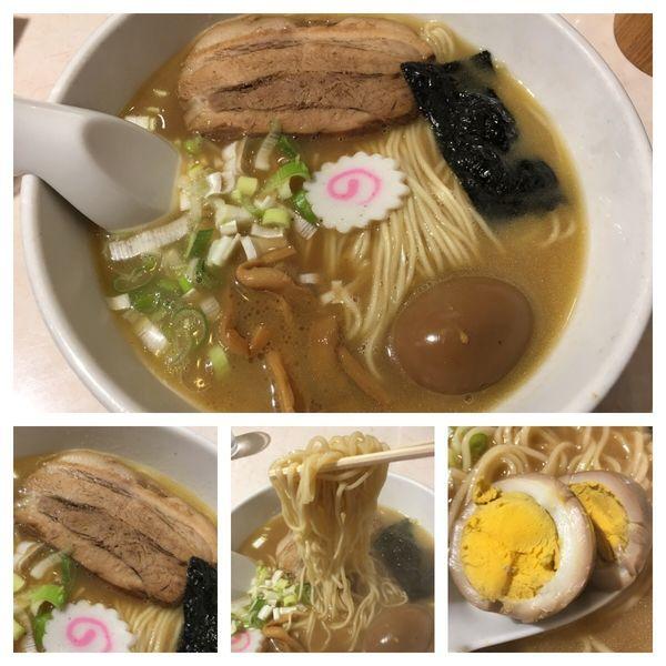 「バカうまラーメン 750円」@Hananoki@Plusの写真