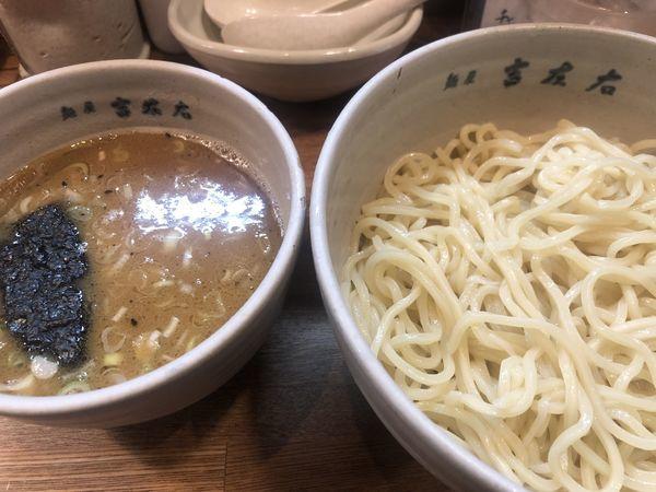 「つけ麺(890円)」@麺屋吉左右の写真