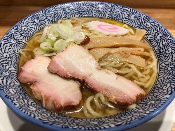 「冷しラーメン 大盛  780円」@バルトロタンタンメンSHIZUKUの写真
