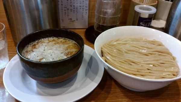 「つけ麺」@中華そば 桐麺の写真
