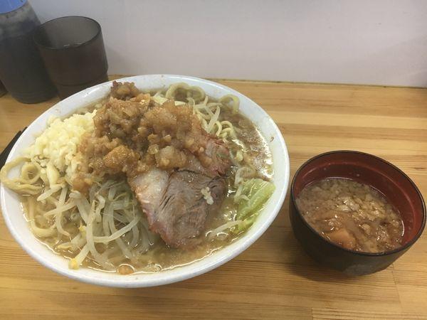 「ラーメン」@ラーメン荘 夢を語れ Yume Wo Katare Tokyoの写真
