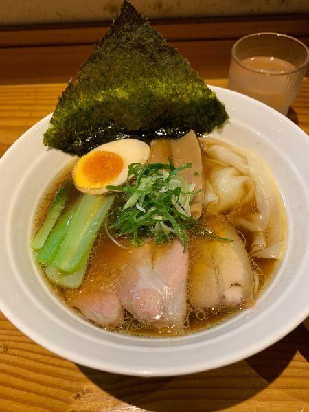 「特製醤油1000円。」@拉麺 弁tenの写真