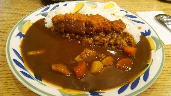 「チキンカツ野菜カレー 650円」@カレーハウス ピヨの写真