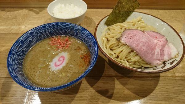 「海老つけ麺」@麵屋 えびすこの写真