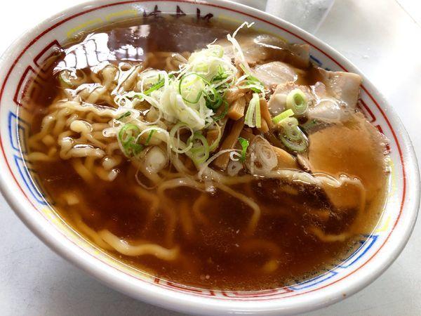「中華そば」@まこと食堂の写真