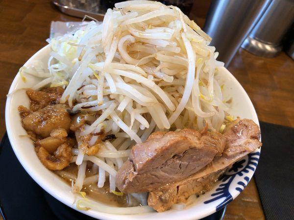 「洋二郎+野菜増し」@特級中華蕎麦 洋介の写真