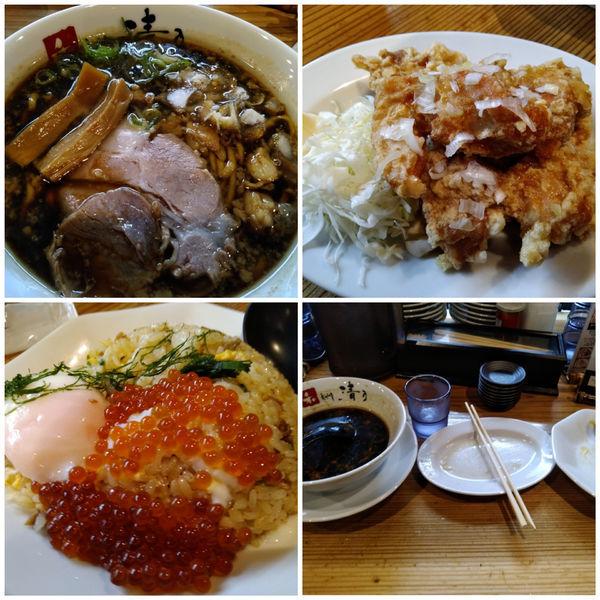 「堂山ブラック」@和dining 清乃 堂山店の写真