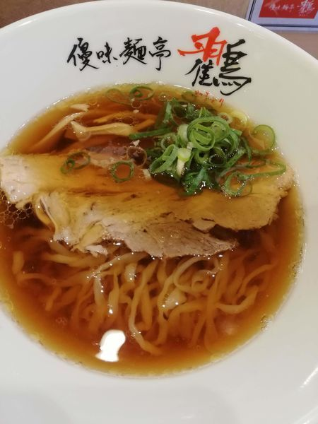 「ラーメン」@優味麺亭 鸐の写真