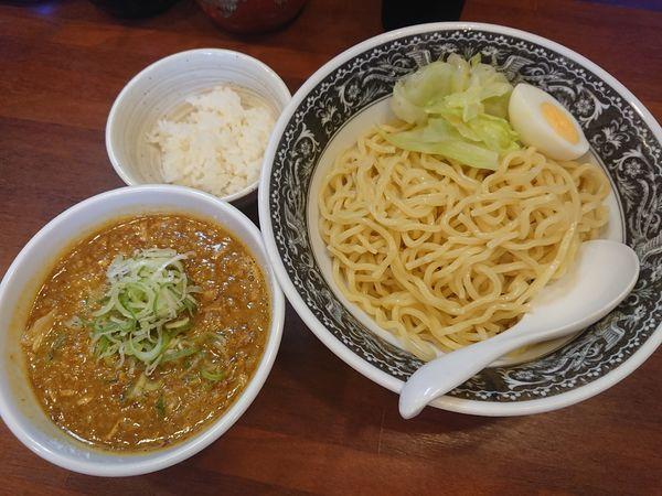 「【期間限定】カレーつけ麺」@拉麺 梅太郎の写真
