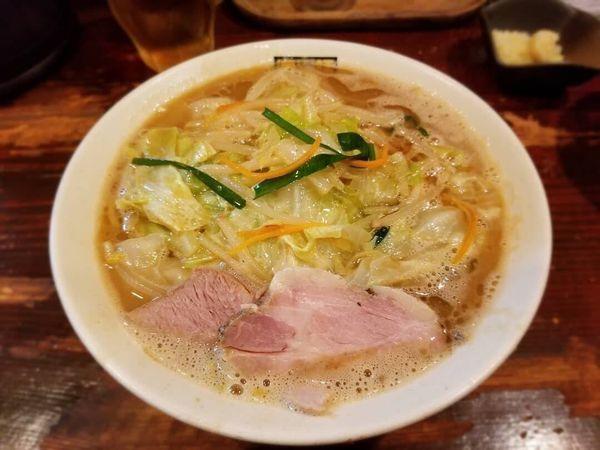 「濃菜麺」@濃菜麺 井の庄の写真