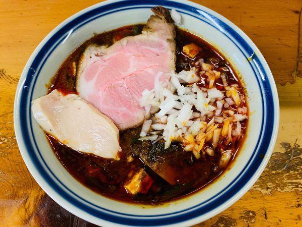 「麻婆麺」@口樂の写真