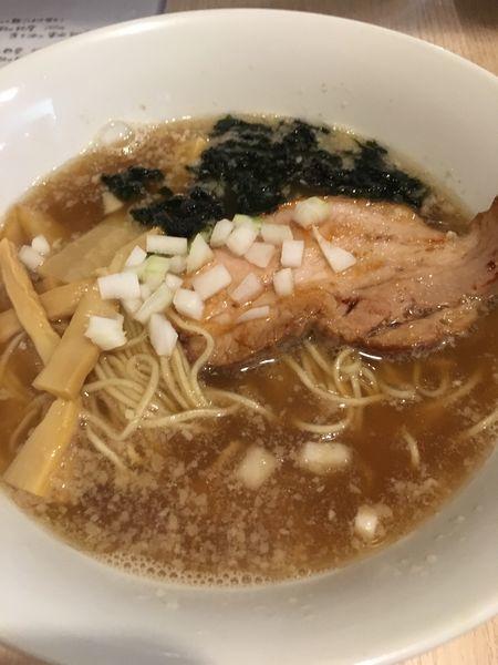 「朝ラーメン」@麺&cafe Coi.Coi.の写真