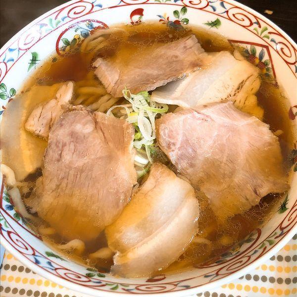 「ちゃーしゅー麺 ¥800」@松屋製麺所の写真