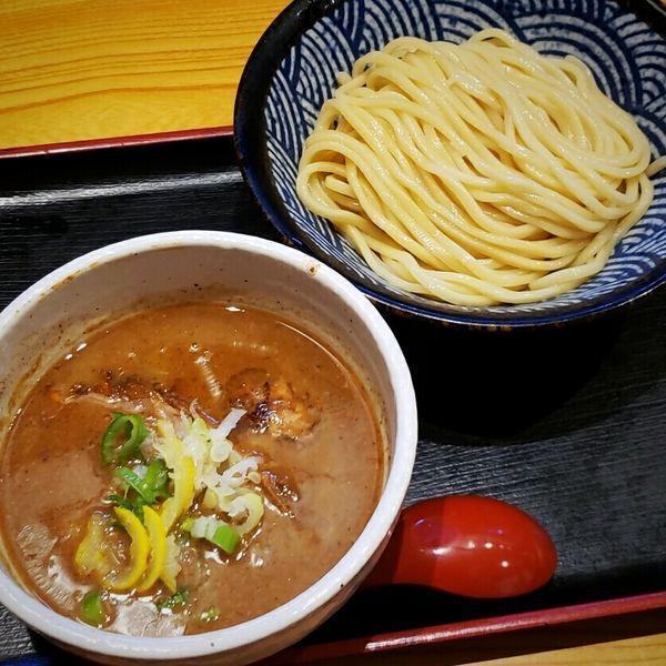 「つけめん 800円」@つくば麺屋こうじの写真