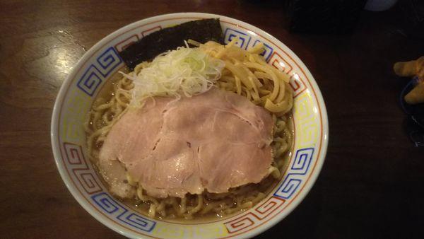 「ひらこラーメン 730円」@SAITOU拉麺店の写真