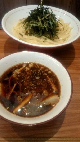 「つけ麺    中盛  (700円)」@ら~麺 安至の写真