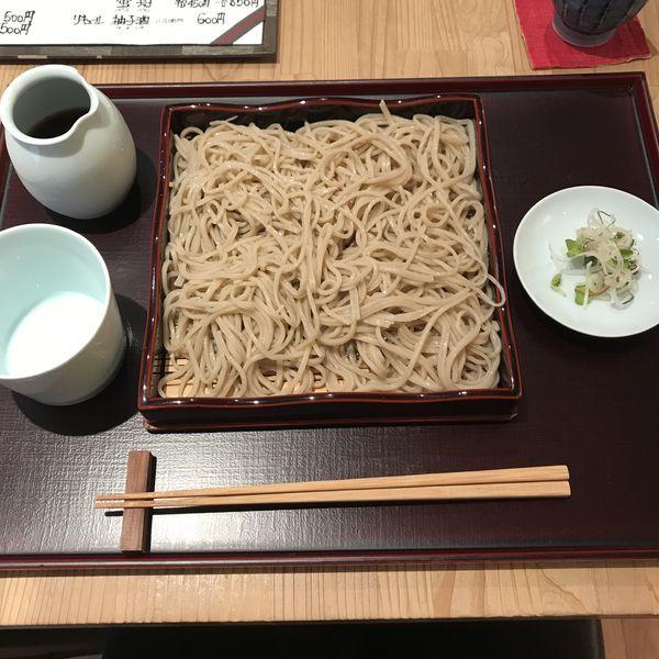 「せいろ(¥900)」@そ 満蔵の写真