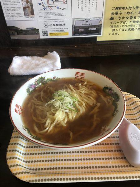 「ラーメン500円」@松屋製麺所の写真