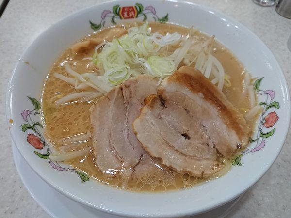 「王将ラーメン 540円」@餃子の王将 新座の写真
