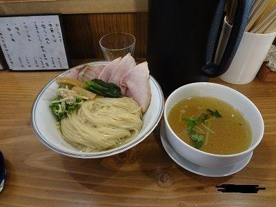 「つけ麺(肉三枚)」@らーめん 奏と伍の写真