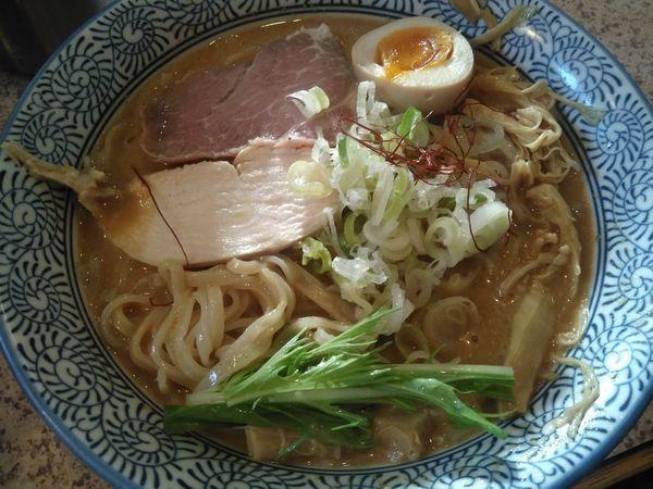 「(限定)冷し担々麺¥750」@麺処 かつ善の写真