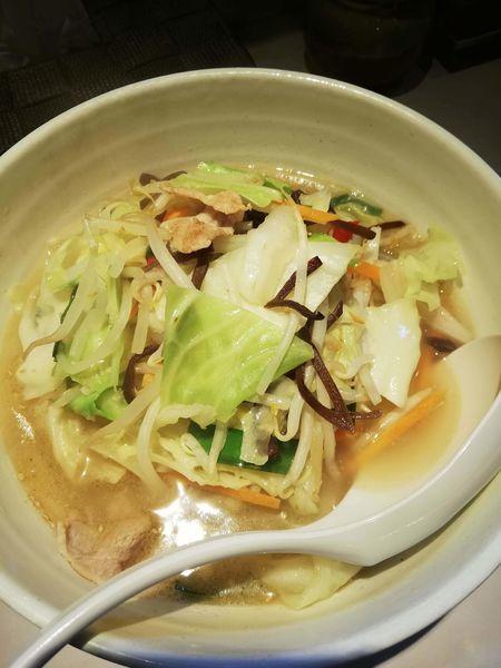 「タンメン(塩)」@湯麺 大八の写真