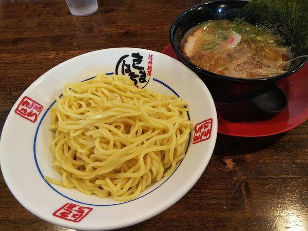 「つけ麺 並 1.5玉」@信州麺屋 きまはち商店の写真