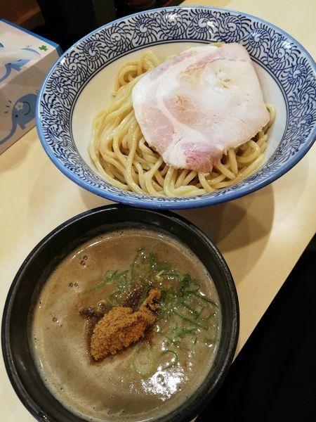 「豚骨魚介つけ麺」@濃厚つけ麺・ラーメン 八重桜の写真
