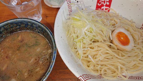 「つけ麺」@らーめん 弥七の写真