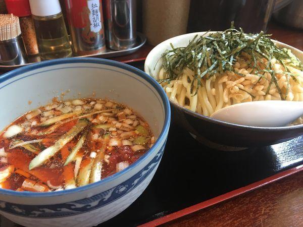 「冷やしつけ麺」@麺屋 甍の写真