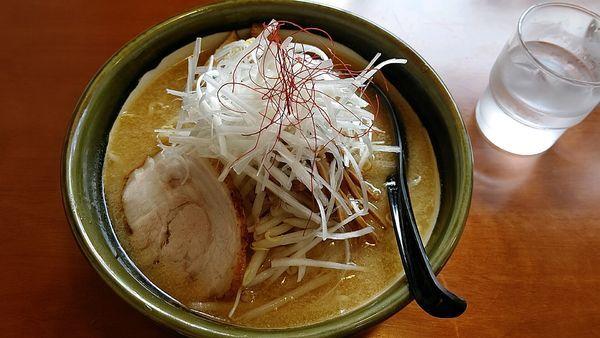 「特醸味噌ラーメン」@ラーメン郷の写真