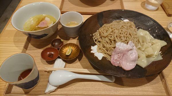 「つけ麺 塩」@らぁ麺 飯田商店の写真