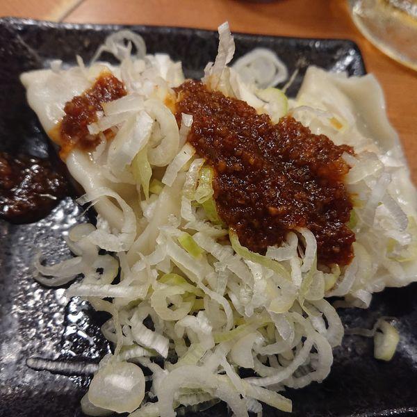 「水餃子190円他」@日の出らーめん 大船店の写真