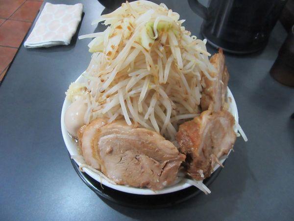 「とん嬉らーめん(870円)+チャーシュー300円」@麺屋 とん嬉の写真