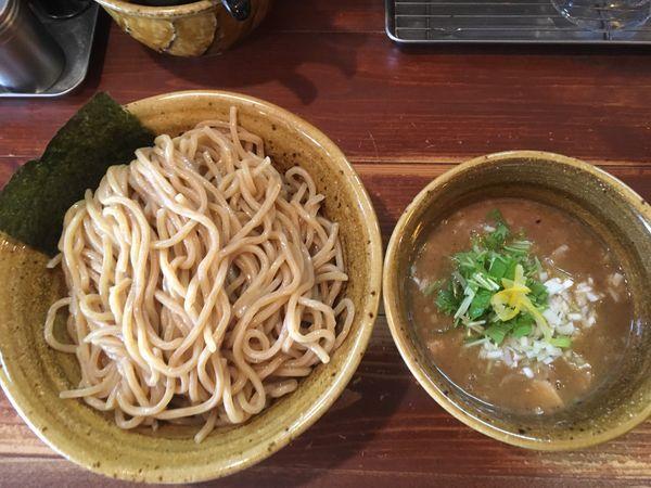 「つけ麺特盛」@麺屋 えん寺の写真