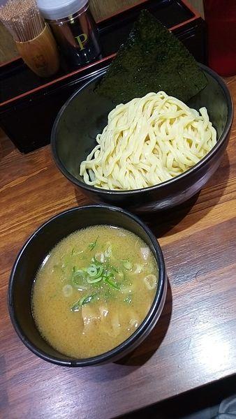 「つけ麺780円」@麺場らせん -RASEN-の写真