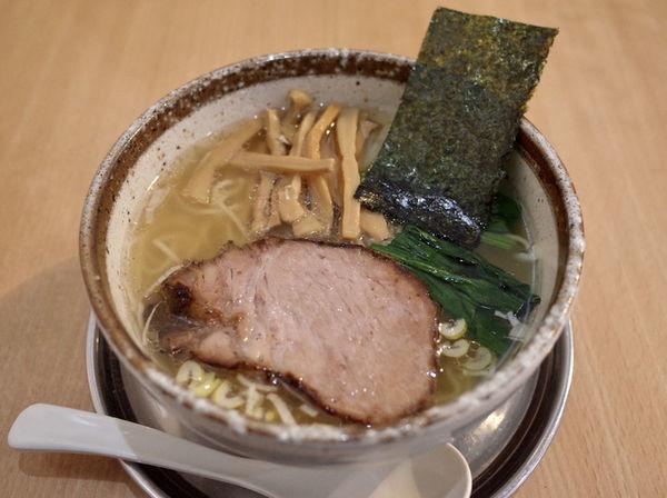 「しおらーめん…670円」@麺屋 才蔵の写真