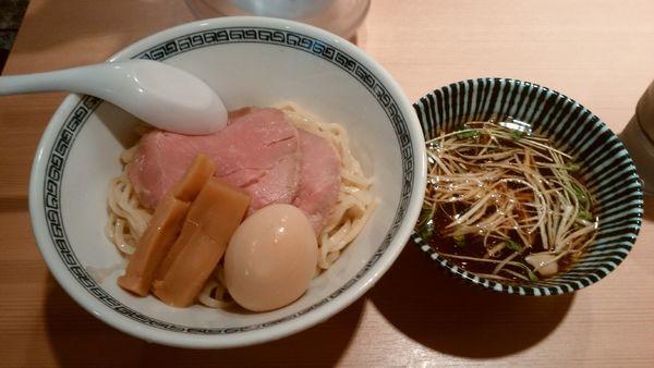 「つけ麺¥800-+味玉¥100-」@中華そば ます田の写真