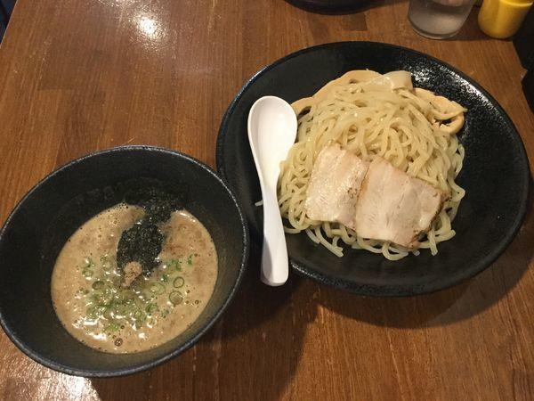 「濃厚煮干しつけ麺(¥850)」@煮干しラーメン 麺匠 春晴の写真