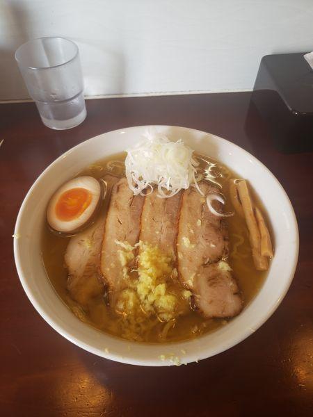 「味噌ラーメン」@らーめん風の写真