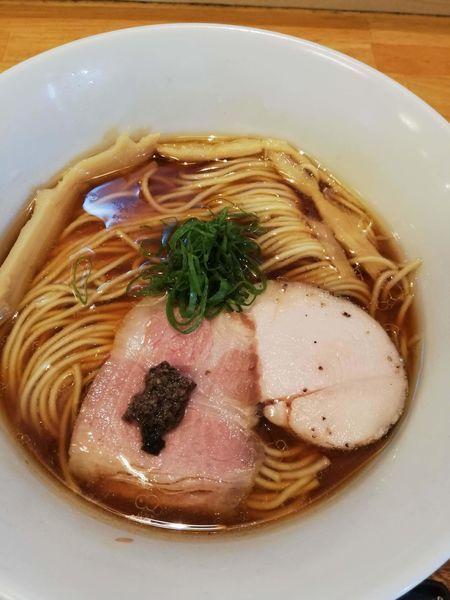 「ポルチーニ醤油らぁ麺」@IRUCA-Tokyo-の写真