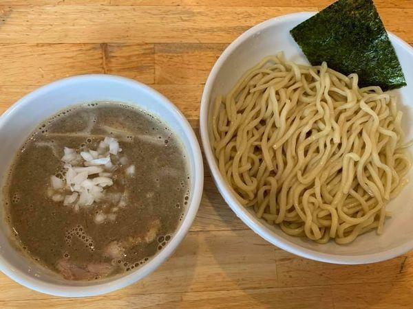 「煮干つけ麺 並」@煮干そば とみ田の写真