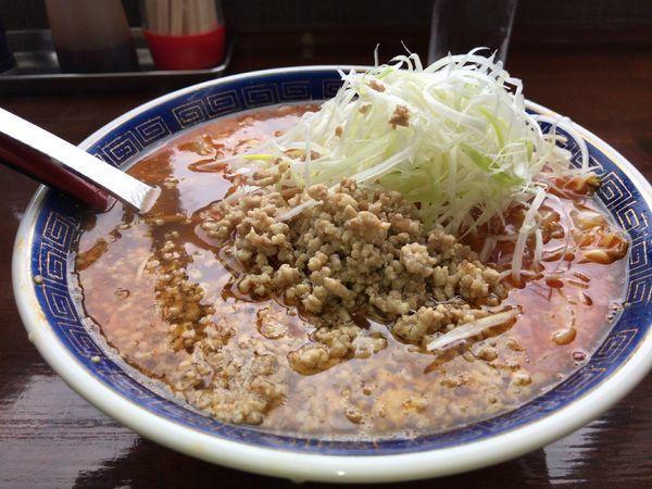 「上坦々麺」@江ざわの写真