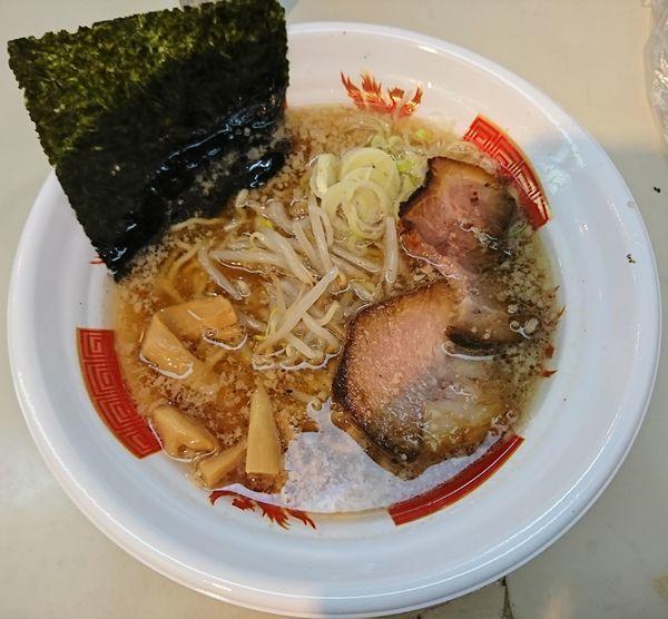 「極み醤油ラーメン(850円)」@ニューフジフードサービスの写真
