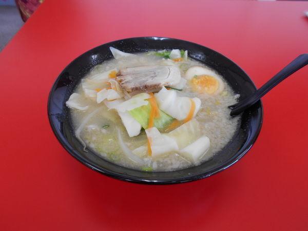 「野菜ラーメン」@谷屋ん 秋鹿店の写真
