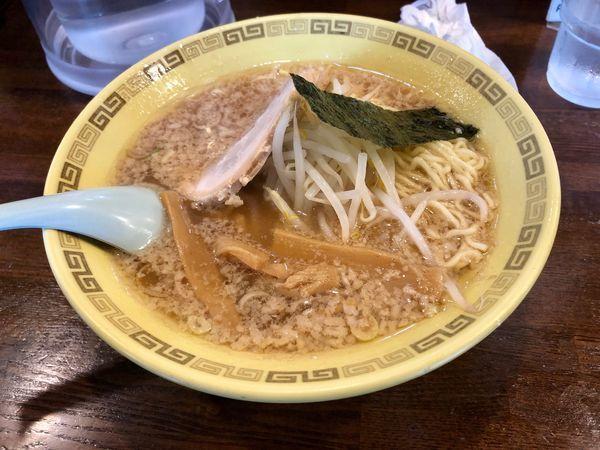「中華麺(細麺) ¥650」@江川亭 調布店の写真