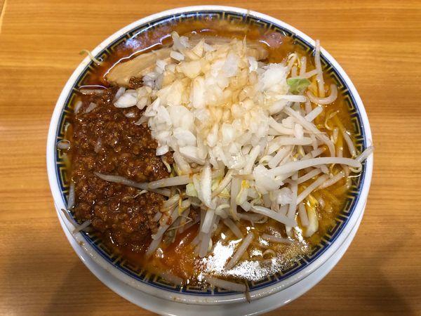 「味噌魂麺」@東池袋大勝軒 うさぎ家の写真