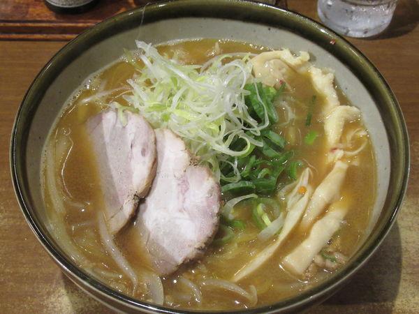 「焙煎味噌(850円)」@みのや すすきの本店の写真