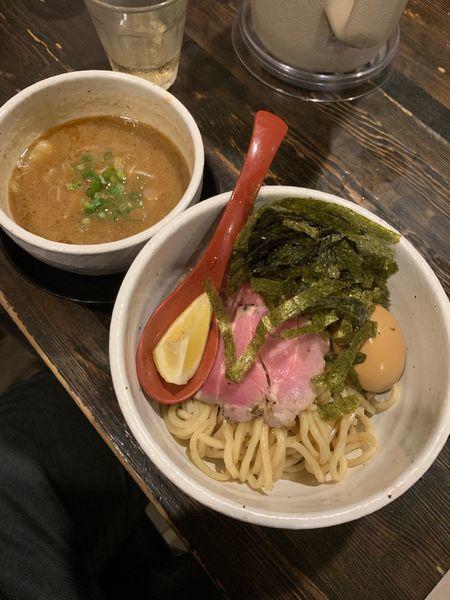 「特製つけ麺」@製麺処 蔵木の写真